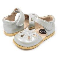 Livie Luca Patel Sommer-Kind-Mädchen Blumen Schuhe Kinder flache Baby Sandalen Kleinkind-Mädchen