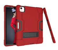 Military Heaving Dugged Rugged Armor Case for iPad Mini 1 2 3 4 5 Air Pro 9.7 10.2 11 12.9 لسامسونج T290 T295 T510 T515 T307 T387