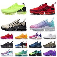 max vapormax vapor max tn plus flyknit 2021 Top Tn Plus SIZE 36-47 Run Utility CNY RED Volt Mens Womens FLY KNIT Sport Shoes Light Bone Mens Womens Trainers Sneakers