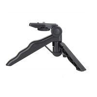 Mini Portable Tripod Stand for Hero 8 7 6 5 Black 4 Session Yi 4K Sjcam Eken Canon Nikon Sony DSLR Accessory