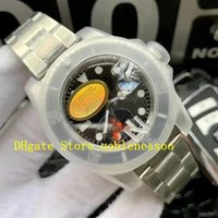 8 Style Super N Factory Watch Mens 40mm Ceramic Bezel 116610 116613 Gold 116618 Diving NoobF V9 Version 904L Steel 2813 Automatic Watches