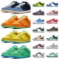 En Kaliteli Dunk SB Düşük Pro Ner Kaykay Sneakers Sashiko Tıknaz Dunky Erkek Bayan Beyaz Kapalı Açık Açık Ayakkabı Travis Eğitmenler