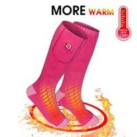 Pink spessa a maglia termica sox cravatta cronicamente fredda piedi invernali calzini di cotone caldi invernali calzini per la caccia all'aperto motociclismo skiing1