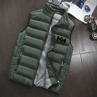 Spring autumn men new stylish 2019 HH male Plus size Warm sleeveless mens winter vest men's waistcoat casual coats