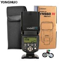YONGNUO YN560IV Speedlite 2.4G Radio wireless Master Slave Flash YN560 IV per fotocamera DSLR Pentax Fuji1