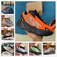 جديد 700 MNVN تشغيل رجل أحذية رجالي نساء رخيصة فانتا 700 V3 الفاح أزائيل أخفيا كاني ويست حليث مغناطيس V2 ضباب الغريبة عداء أحذية