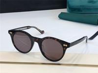0736 Nuevas gafas de sol Señoras Marco de placa de gama alta Oval Estilo de verano rectangular Flor completo de alta calidad La protección UV-400 de alta calidad viene con una caja.
