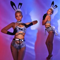 2020 Bar DS disfraces Sexy Bikini SEST COSPLAY COSPUSE Party Stage Wear Women GOGO Dance Disfraz Festival Outfits DN6760