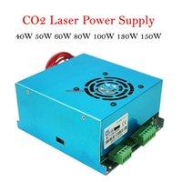 Power Tool Ensems Fournisseur de sources laser CO2 pour 3020 3040 6040 Coupe de la gravure 40W 50W 60W 80W 100W 130W 150W