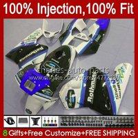 Инъекция для Honda Blue White New NSR250R NSR 250 250R 102HC.232 NSR250 R 1994 1995 1996 1997 1998 1999 MC28 PGM4 94 95 96 97 98 99