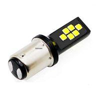 1 قطعة 1157 bay15d p21 / 5 واط كري رقائق الصمام سيارة الفرامل ضوء الذيل مصباح السيارات بدوره إشارة المصابيح النهار تشغيل أضواء الضباب الخلفي bulb1