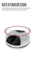 A18 TWS Bluetooth Earpeice 귀 기울아 짐 5.0 버전 무선 DHL은 좋은 가격으로 가장 빠른 배송