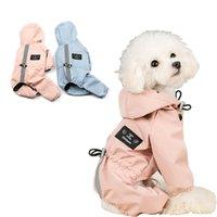 Непроницаемый Perro собачья одежда куртка ROPA PARA UBRANKA DLA PSA для французского бульдога Chihuahua Pet Pakeat Part Roupa щенок abrigo 201030