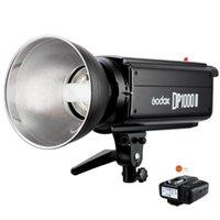 Flashes Godox DP1000III 1000W Studio Strobe GN92 2.4 GHz Sans fil X Système X avec émetteur X1 pour caméras1