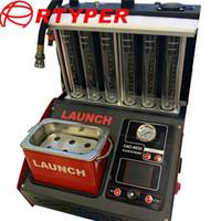 Диагностические инструменты 220 В CNC-603C Топливный инжектор Тестер Чистящие машины Тестовые стенда оборудование1