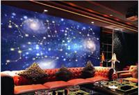 de foto de fondo de pantalla 3d mural de fondo de pantalla para salón cielo estrellado galaxy bar fondo papeles de la pared decoración para el hogar