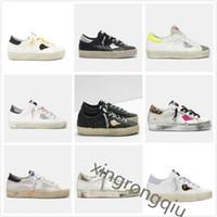 Golden Hi Star Sneakers Designer Star Star Donne Uomo Scarpe Casual Scarpe classiche Scarpa classica Scarpa classica GOOSE DOPPIA ALTEZZA TRAINERS BESTER QUALITÀ