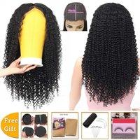 pelucas al por mayor afro cierre rizado rizado cabello humano peluca 4x4 cordón de la peluca pelucas de cabello humano frente de encaje brasileña para las mujeres no Remy