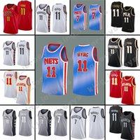 2020 nuova BrooklynNet Kevin Durant Kyrie Irving Jersey giovane AtlantaHawk 11 Trae Basketball Maglie Uomo Bambini VXX