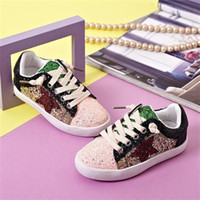 new girls' children' s shoes casual boys' snea...