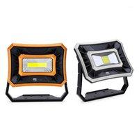 فوانيس المحمولة LED الشعلة القابلة لإعادة الشحن مصباح التفتيش ضوء العمل للتخييم في الهواء الطلق سيارة