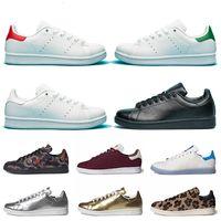 Nuevos Orignatos de la mejor calidad Stan Smith Womens Mens Designer Zapatos casuales verde verde rojo Superstar Superstar Superstars Platform Sneakers Trainers