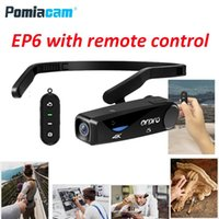 Ordro EP6 4K FPV Camcorder Camera Video Camcorder Full Hd 1080p WiFi Wearable YouTube Camera for Vlog