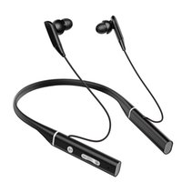 Nuevos auriculares inalámbricos G15 auriculares inalámbricos auriculares con cuello inalámbrico HiFi Bass Deportes Suda a prueba de ruidos Cancelación estéreo Auriculares magnéticos