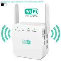 300 Mbps WiFi Repeater 2.4GHZ Range Range Extender Repeater wireless Amplificatore Amplificatore Booster 3 Antenna Long Range Expander Router