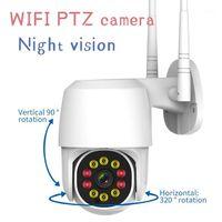 Ourdoor-Camera جديد نموذج EC101 360 درجة دوران PTZ WiFi-كاميرا 1080P شبكة لاسلكية الأمن المنزلية CCTV كاميرا 360EYE Video1