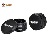 HONEYPUFF Premium CNC Diamond Herb Grinder 4 Pieces Aluminum...