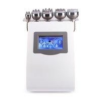 5 en 1 maquinas radiofrecuencia RF Ultrasonores 40K Vacum cavitant Perte de poids Machine de soin de la peau pour serrage de la peau