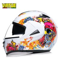 Free Shipping New Arrivals Safe Motorcycle Helmets Flip Up H...