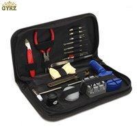 19pcs Professional Guarda Strumenti di riparazione Kit Case Remover Opener Holder Cacciavite Tweezer Guarda Strumenti Set Accessori1