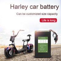 KANAVANO 60V 20AH литий-ионный аккумулятор Li-Ion аккумуляторная батарея емкость для гирливого самоката для велосипедов Eletric автомобиль 18650