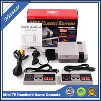 Super Famicom Mini SFC TV Видео Портативная игровая консоль развлекательной системы для NES SNES Games English розничная коробка