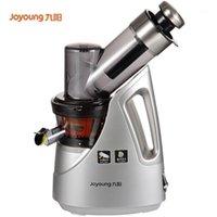 Joyoung jyz-v8 lento juicer 220v suco doméstico fabricante de grande calibre 50rpm suco tofu máquina de soja extractor1