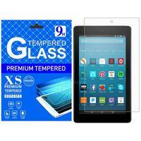 Duidelijke dunne gehard glas Tough Tablet PC Screen Protector Film voor Amazon Fire HD 10 2021 8 Plus 7 Kids Edition