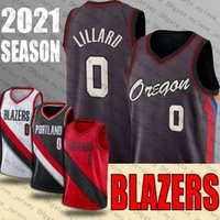 Damian Blazer Lillard Oregon Jersey PortlandBlazer di sentieriJersey Carmelo3 Anthony Jersey