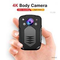 الفاخرة 4K FHD 1080P 1296P مصغرة الجسم كاميرا كام الرياضة في الهواء الطلق سيارة dv dvr الأمن البالية كاميرا 1