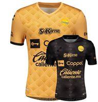 LIGA MX 2020 2021 de Sinaloa Soccer Jerseys Dorados Accueil 20 21 Shirt de football S-4XL