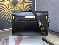 جديد غطاء مانهاتن حقيبة الرغيف عالية الجودة رفرف حقيبة حقائب العمل نوع السيدات الجلود الأزياء حقيبة أعلى جودة واحدة الكتف رسول