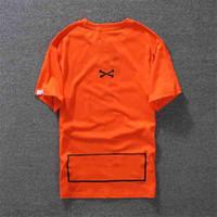 T-shirt dos homens 2020 novos homens camisa casual tripulação pescoço de manga curta desenhos animados impressão camiseta mistura de algodão 2 cores tamanho s-xxl