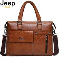 Jipe buluo marca famosos dignes homens busins pasins bolos de ombro de couro pu para 13 polegadas saco portátil grande bolsa de viagem grande 6013