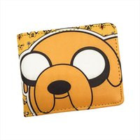 Anime Comics Cartoon Adventure Time Wallet Jake Der Hund Geldbeutel mit Kartenhalter-Tropfen-Verschiffen
