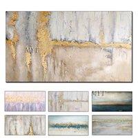 Myt pittura a olio su tela decorazione della stanza moderna 100% disegnata a mano disegnata a mano pittura disegno nuovo pittura a olio senza cornice immagini LJ201128