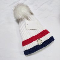 عرض ساخن! أحدث الشتاء قبعة محبوك القبعات الفرق الرياضية البيسبول كرة السلة كرة السلة قبعة النساء الرجال بوم أزياء الشتاء أعلى قبعات