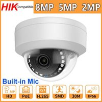 Hikvision متوافق 8MP 5MP 2MP IP شبكة كاميرا الأمن الرئيسية الأمن CCTV Camara PoE HD 1080P IR30M ONVIF P2P H.265 Plugplay Cam1
