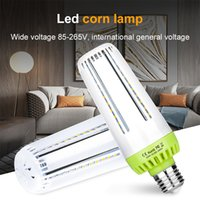 wholesale 10W 15W 20W Ampoule 110V E14 E27 LED Lamp 220V Bombilla Smart IC Home Light Bulb No Flicker Energy Saving