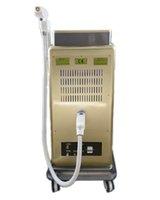 808nm diodo Lasehair rimozione della pelle Ascensore e serraggio e ringiovanimento senza dolore Effetto rapido permanente 808 755 1060 Nm Depilazione